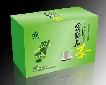 金银花茶-华仁医药