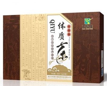 气郁体质茶