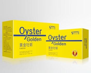 黄金牡蛎.