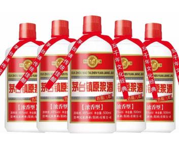 茅台镇原浆酒(浓香型)