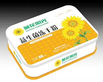 葵花阳光  益生菌冻干粉