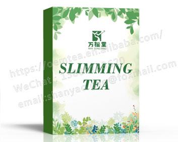 进出口排毒减肥茶跨境电商速卖通亚马逊排毒茶减肥茶保健茶厂家直供OEM2