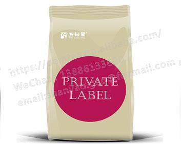 私人订制外贸进出口茶28天排毒养颜袋泡茶花草茶三角包贴牌代加工跨境电商