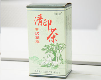豆蔻清印茶祛痘消痘印万松堂贴牌OEM厂家生产养生袋泡茶加工