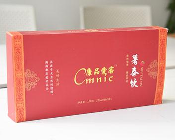 礼盒茶送礼品微商定制炒作万松堂贴牌OEM厂家生产养生袋泡茶加工