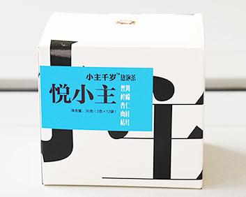 万松堂贴牌OEM草本茶普洱杏仁肉桂正品厂家生产养生袋泡茶加工