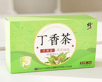 万松堂贴牌OEM草本丁香养胃茶丁香花正品厂家生产养生袋泡茶加工