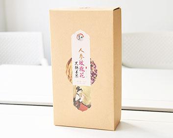 万松堂贴牌OEM草本人参玫瑰花黑糖姜茶女性暖宫正品厂家生产养生袋泡茶加工