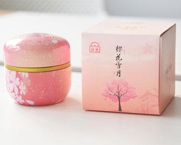 樱花茶武大樱花雪月万松堂贴牌OEM厂家生产养生袋泡茶加工