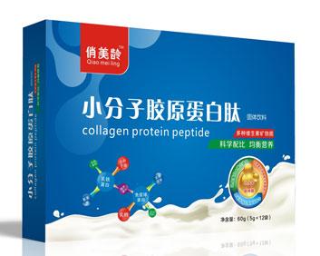 俏美龄小分子胶原蛋白肽