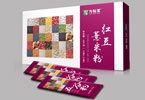 红豆薏米粉外盒小袋组合OEM袋泡茶五谷粉厂家贴牌