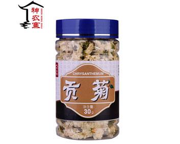 贡菊菊花茶养生保健袋泡茶(可代加工)