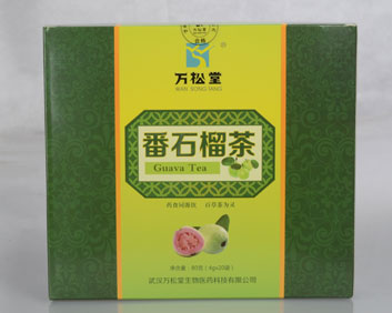 新版番石榴茶OEM厂家(可贴牌代加工)