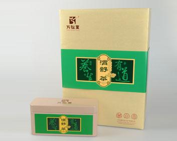 胃舒茶养胃补肾铁罐系列袋泡茶OEM厂家(可贴牌代加工)
