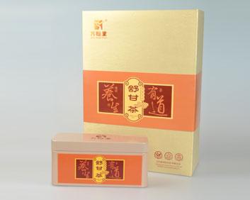 舒甘茶养胃铁罐系列袋泡茶OEM厂家(可贴牌代加工)