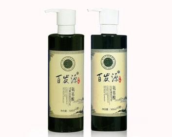 百发源氨基酸柔顺保湿洗发乳