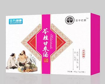 三九润康 苓桂甘枣汤