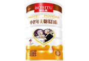波比兔中老年无糖蛋白粉