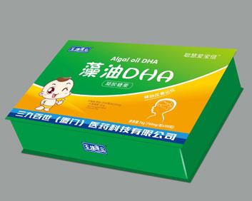 藻油DHA