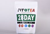 28days fit tea排毒减肥瘦身
