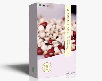 红豆薏米芡实茶修正同款配方OEM代加工