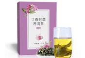 丁香甘草养渭茶养胃胃病袋泡茶功效茶OEM厂家定制贴牌生产