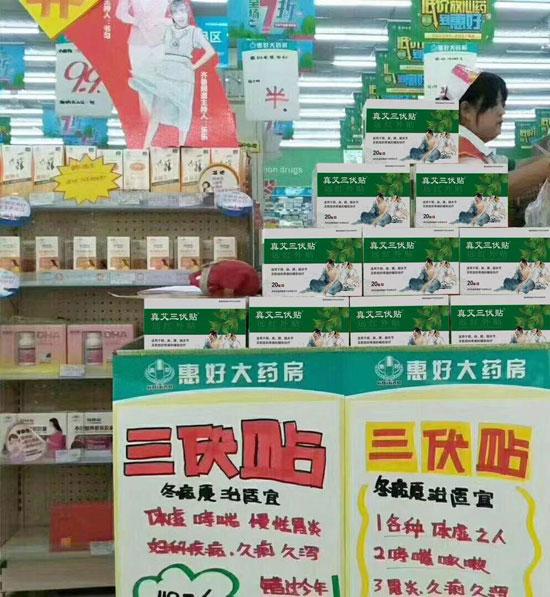 1168医药保健品网-【真艾三伏贴远红外贴】招商代理彩页