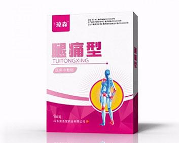 医用冷敷贴(腿痛型)