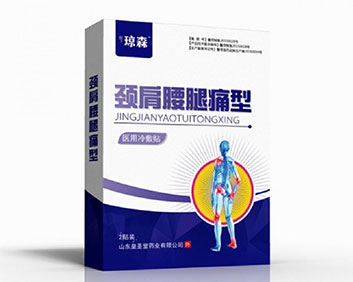 医用冷敷贴(颈肩腰腿痛型)