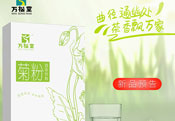 WST菊粉固体饮料改善体质清火降压五谷粉无添加OEM