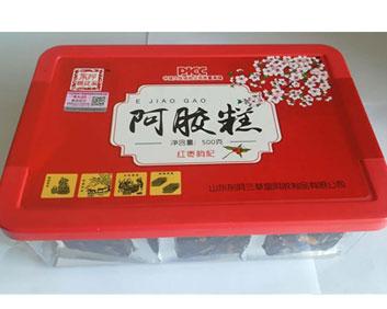 红枣枸杞阿胶糕.