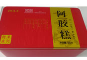 铁盒红枣枸杞阿胶糕500克.