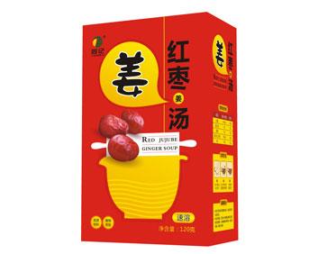 红枣姜汤..