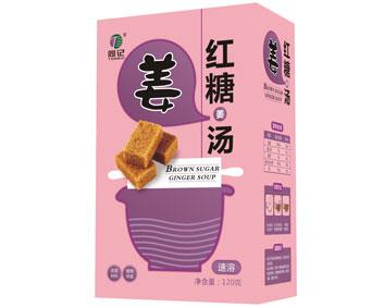 红糖姜汤..
