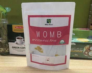 暖宫茶womb tea进出口三角包花茶治疗女性痛经月经养颜美容万松堂OEM直销