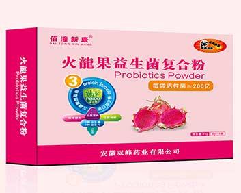 火龙果益生菌复合粉