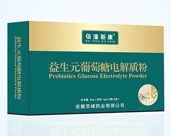 益生元葡萄糖电解质粉