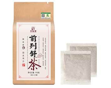 前列舒前列腺前列通茶袋泡茶本草根治中医养生OEM定制代加工