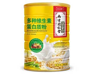 多种维生素蛋白质粉
