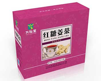 姨妈痛红糖姜茶万松堂新品OEM定制厂家