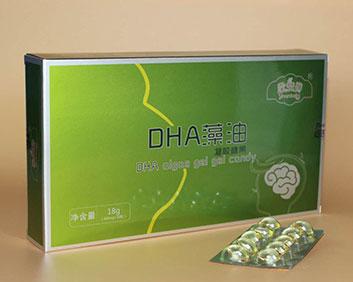 DHA藻油凝胶糖果(18g)