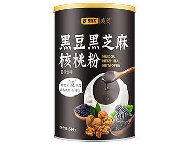 黑豆黑芝麻黑豆粉
