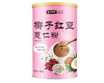 椰子红豆薏仁粉五谷粉厂家直销