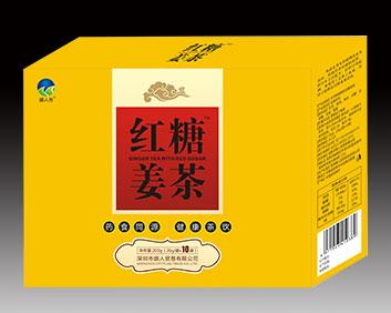 旗人秀红糖姜茶
