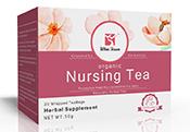 英文催奶茶出口茶包厂家直销跨境电商批发促进母乳