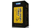 玛咖枸杞鹿鞭人参牡蛎片.