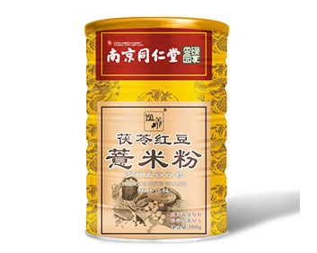 南京同仁堂茯苓红豆薏粉