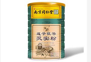 南京同仁堂莲子茯苓芡实粉