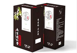 南京同仁堂金银花藿香清肺茶
