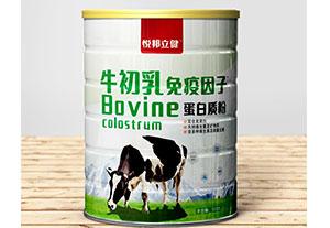 牛初乳免疫因子蛋白质粉